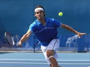 tenis, Amer Delić