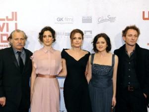 Angelina Jolie, Zetra,U zemlji krvi i meda,