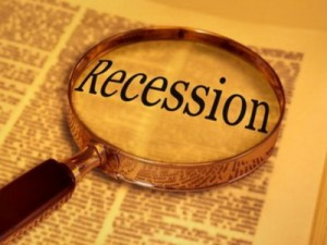 Belgija, recesija
