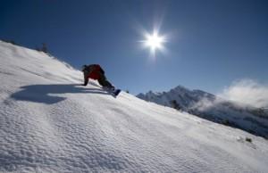 Bjelašnica, Snow board
