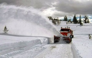 Bosna i Hercegovina, snijeg