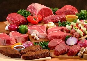 Povrće, mlijeko, meso