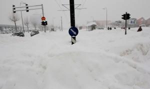 Sarajevo, snijeg