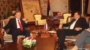 Zlatko Lagumdžija, Milorad Dodik