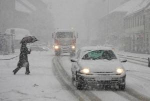 saobraćaj, snijeg, nevrijeme, BiH
