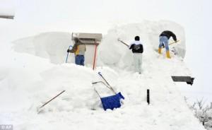 snijeg BiH