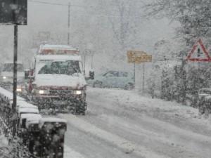 snijeg, BiH, saobraćaj