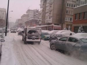 snijeg, nevrijeme, putevi, BiH