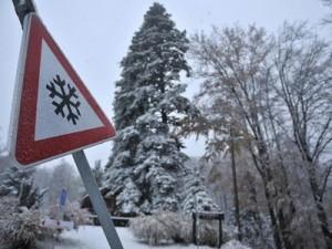 snijeg, temperatura