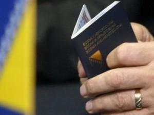 Bosna i Hercegovina, BiH, pasoš