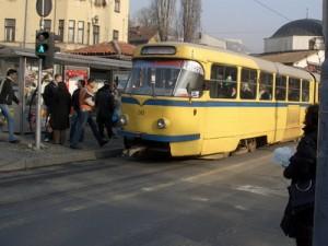 Sarajevo, tramvaj
