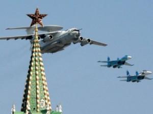 Moskva, parada