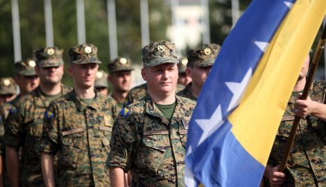 Oružane snage, BiH