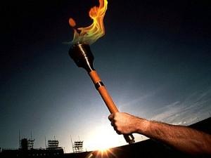 olimpijska baklja