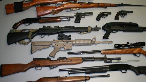 oružje, policija