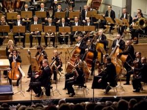 Bečka filharmonija