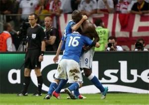 Italija, Njemačka, Euro 2012
