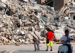 Italija, zemljotres