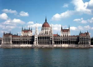 Mađarska, Dunav, Budimpešta