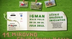 Omladinski mirovni kamp na Igmanu