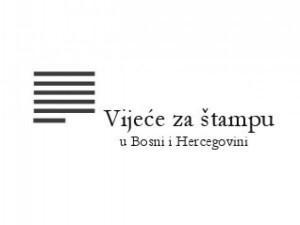 Vijece za stampu BiH