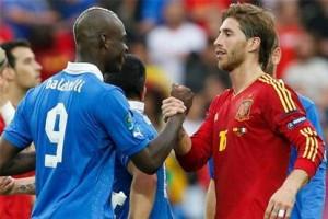 Španija, Italija, EURO 2012