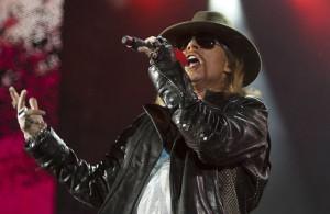 Guns N' Roses, festival, EXIT