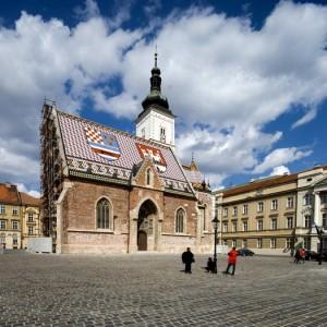 Markov trg u Zagrebu