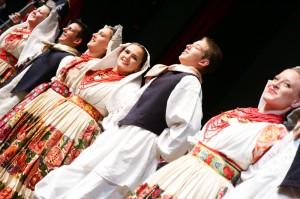 folklor, BiH