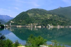 Jablaničko jezero - Ostrožac