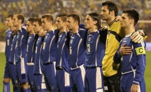 Nogometna reprezentacija, BiH