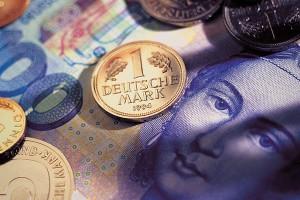 Deutsche mark, Njemačka marka