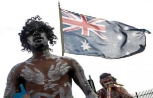 Australija,  Aboridžini