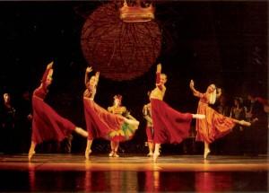 Baletna predstava Katarina