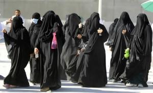 Saudijska Arabija, žene