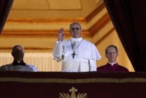 Franjo I,  Jorge Mario Bergoglio
