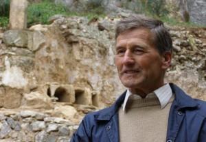 Profesor emeritus Filozofskog fakulteta u Sarajevu i bivši direktor Zemaljskog muzeja prof. dr. Enver Imamović