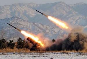 Sjeverna Koreja rakete