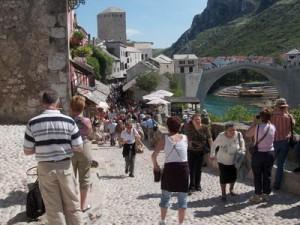 Bosna i Hercegovina, turisti, turizam