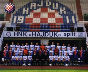 Hajduk, Split