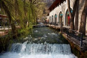 Plava voda Travnik