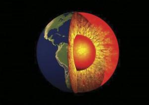 jezgro Zemlje