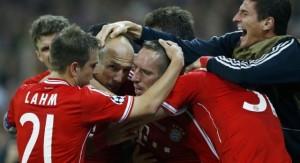 Bayern, Liga prvaka