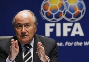FIFA, Sepp Blatter