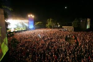 Festival  EXIT, Novi Sad