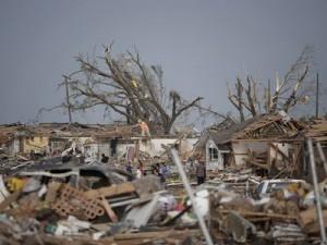 SAD, tornado