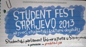 Student fest Sarajevo