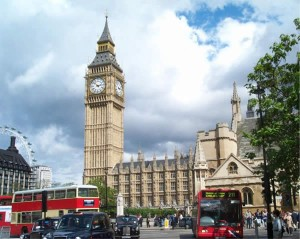 Velika Britanija, London