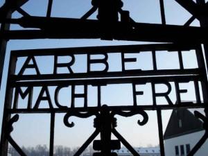 holokaust Dachau