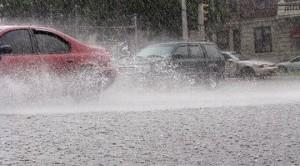 kiša, ulica